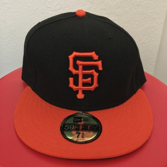 63246b8d New Era Accessories | Mens Mlb San Francisco Giants 59fifty Fit ...